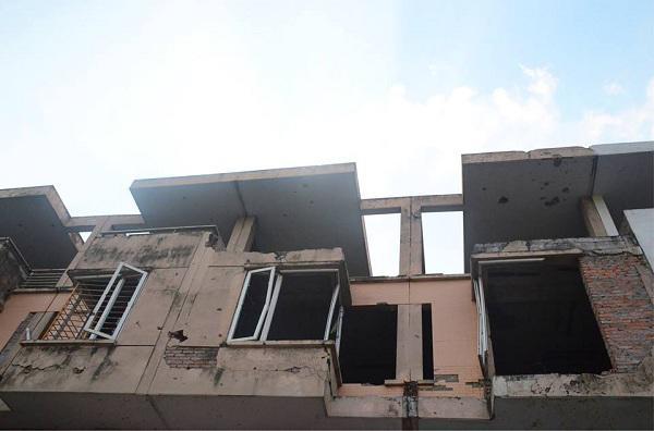 """Vụ nổ ở Văn Phú sau 3 năm, hiện trường vẫn nham nhở vết thương"""" ám ảnh người ở lại-2"""