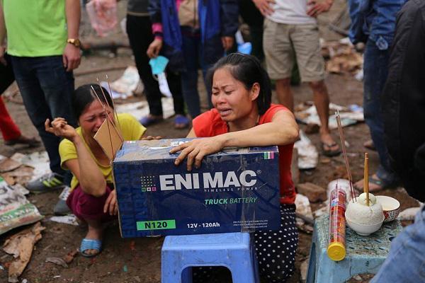 """Vụ nổ ở Văn Phú sau 3 năm, hiện trường vẫn nham nhở vết thương"""" ám ảnh người ở lại-5"""