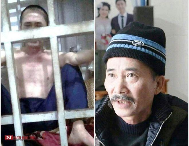 Vợ nhốt chồng vào lồng sắt ở Thanh Hóa: Phổ biến cai nghiện bằng cũi?-1
