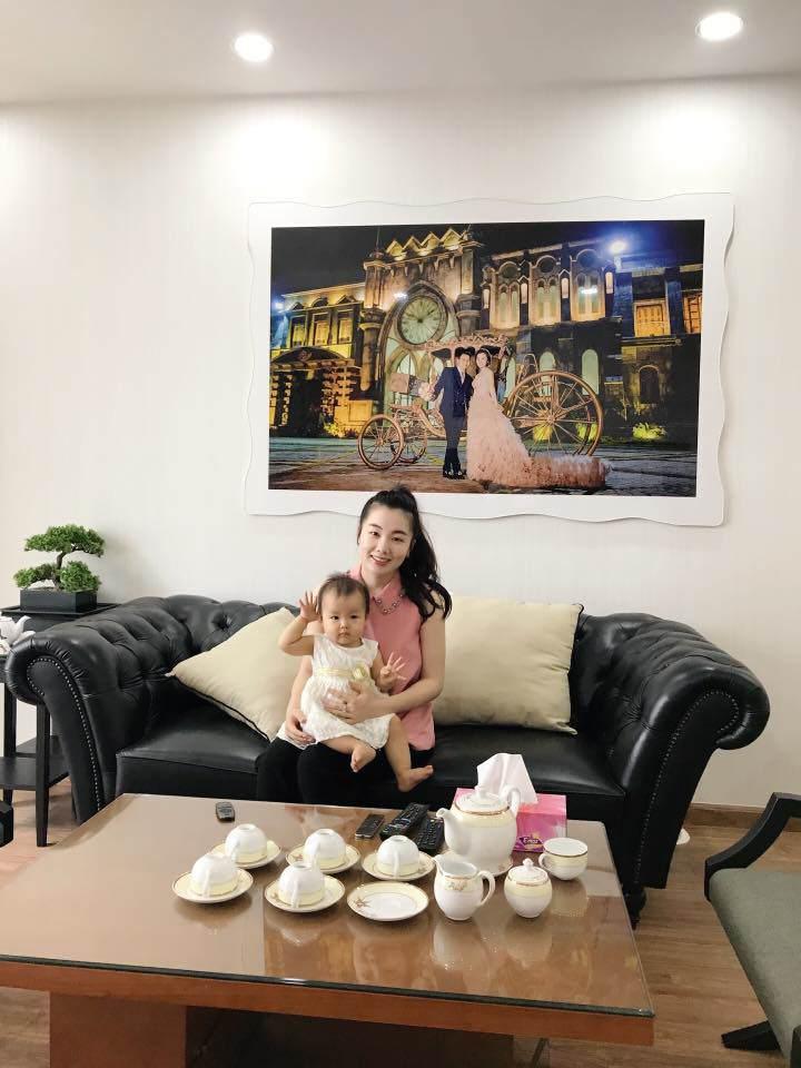 Đám cưới tiền tỷ rúng động Nam Định 2016 kết thúc: Cô dâu ở nhà, 2 năm chăm 3 con-5