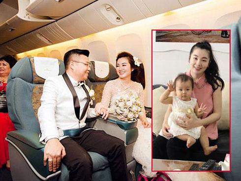 Đám cưới tiền tỷ rúng động Nam Định 2016 kết thúc: Cô dâu ở nhà, 2 năm chăm 3 con