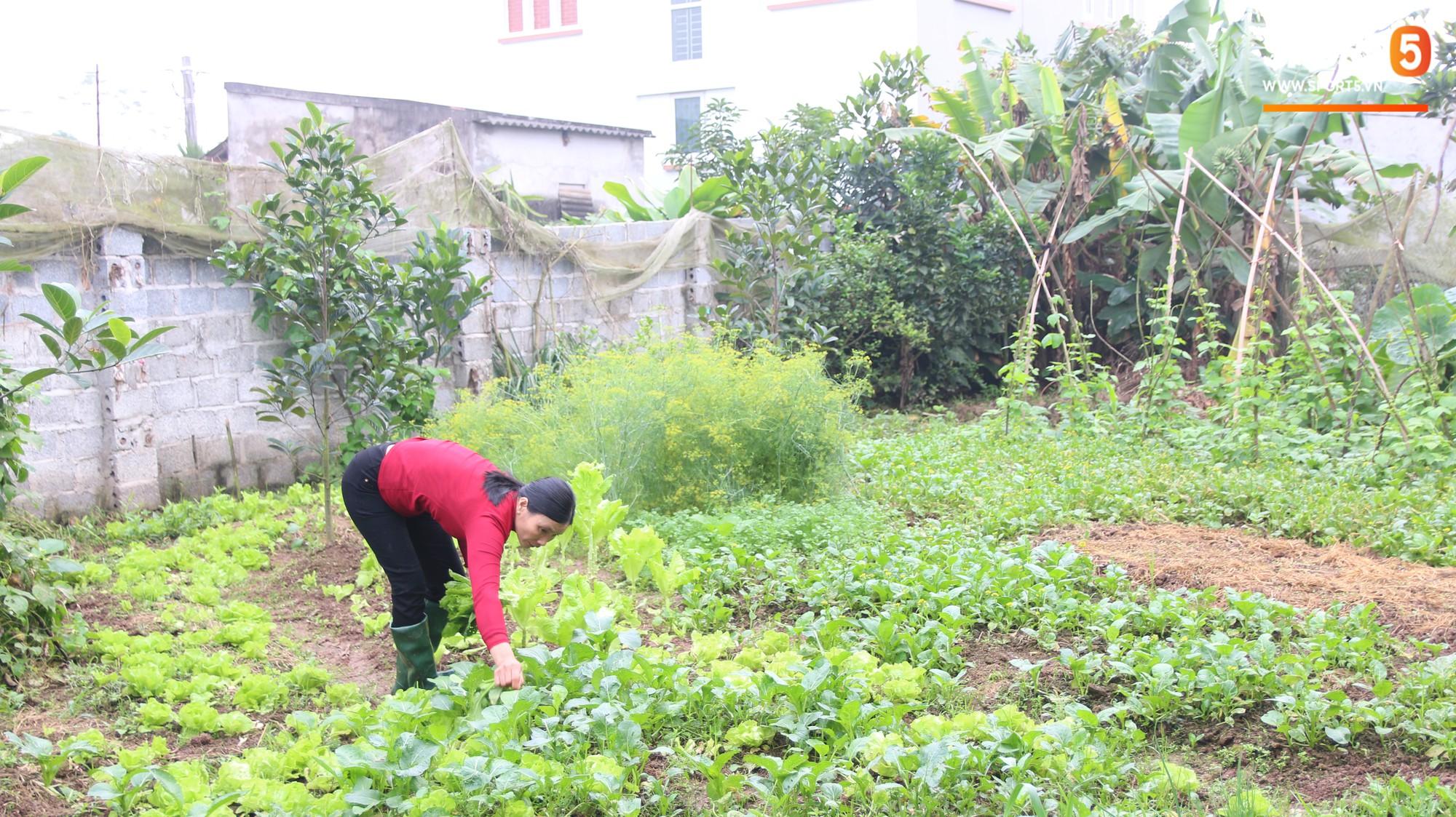 Về thăm nhà Văn Hậu, phát hiện món quà đầu tiên em út ĐT Việt Nam mua cho cha mẹ bằng đồng lương kiếm được-11