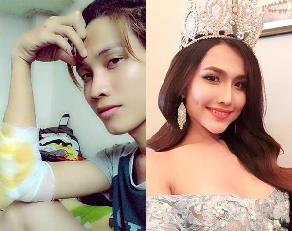 Những mỹ nhân Việt đình đám gây chú ý vì hình ảnh trước khi chuyển giới-6