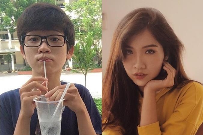 Những mỹ nhân Việt đình đám gây chú ý vì hình ảnh trước khi chuyển giới-7