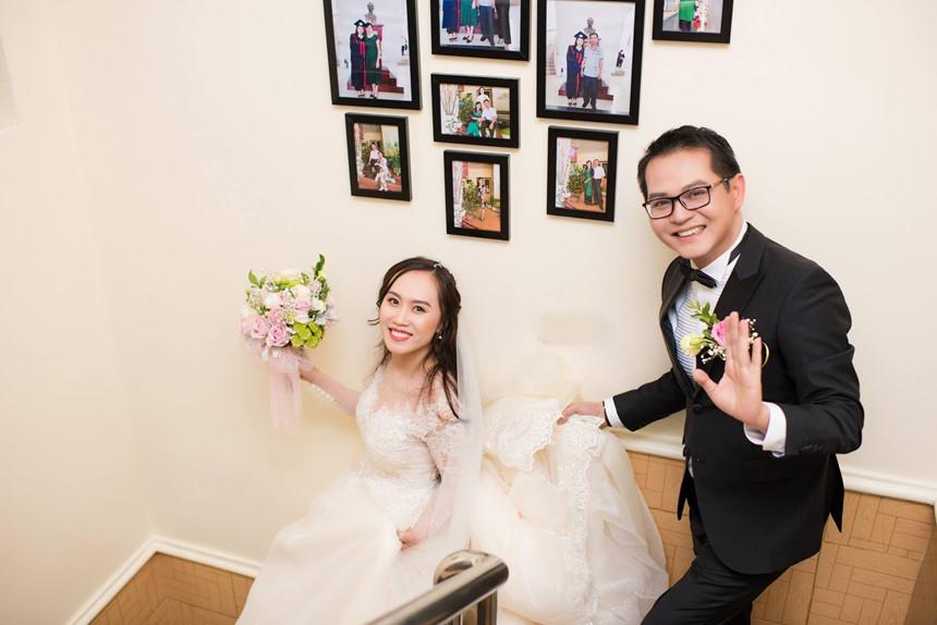Lễ cưới lãng mạn của NSND Trung Hiếu và cô dâu 9X ở Sơn La-3