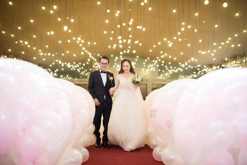 Lễ cưới lãng mạn của NSND Trung Hiếu và cô dâu 9X ở Sơn La-8