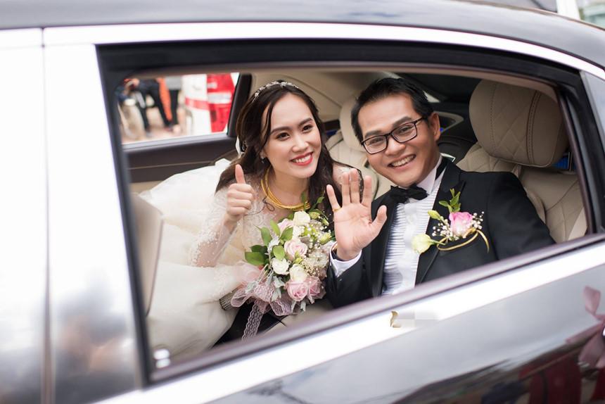 Lễ cưới lãng mạn của NSND Trung Hiếu và cô dâu 9X ở Sơn La-7