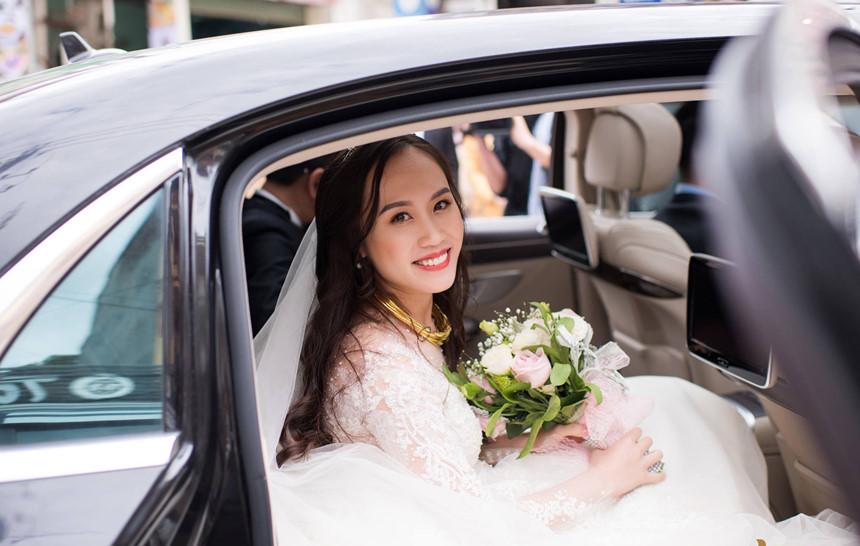 Lễ cưới lãng mạn của NSND Trung Hiếu và cô dâu 9X ở Sơn La-5