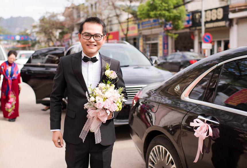 Lễ cưới lãng mạn của NSND Trung Hiếu và cô dâu 9X ở Sơn La-1