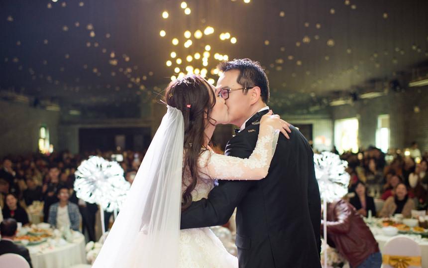 Lễ cưới lãng mạn của NSND Trung Hiếu và cô dâu 9X ở Sơn La-11