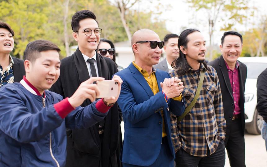 Lễ cưới lãng mạn của NSND Trung Hiếu và cô dâu 9X ở Sơn La-4