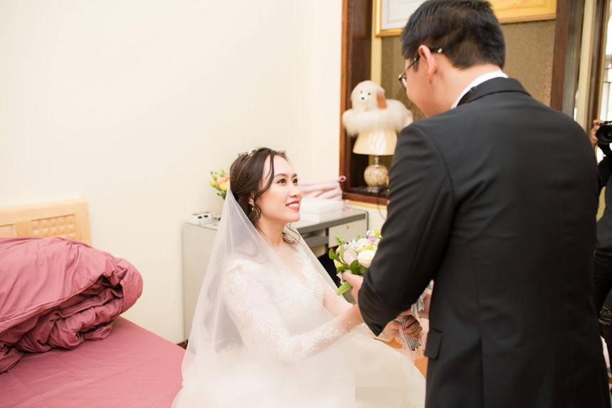 Lễ cưới lãng mạn của NSND Trung Hiếu và cô dâu 9X ở Sơn La-2