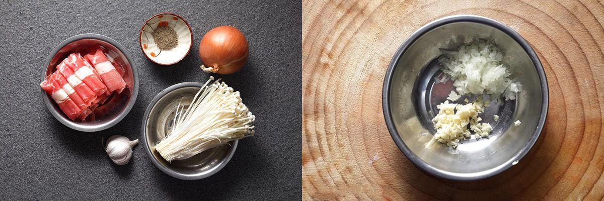Thử ngay món bò cuộn nấm mới toanh cho bữa tiệc cuối năm thêm viên mãn-1