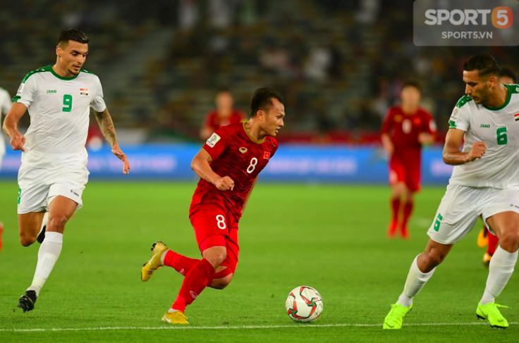 5 cầu thủ Việt Nam chuyền bóng nhiều nhất ở vòng bảng Asian Cup 2019-1