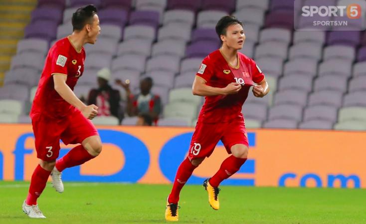 5 cầu thủ Việt Nam chuyền bóng nhiều nhất ở vòng bảng Asian Cup 2019-5