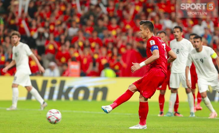 5 cầu thủ Việt Nam chuyền bóng nhiều nhất ở vòng bảng Asian Cup 2019-3