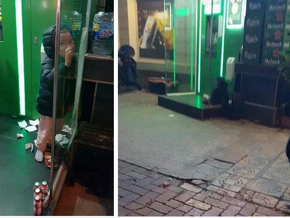 Cộng đồng mạng phẫn nộ với người mẹ trẻ bỏ con ở cây ATM giữa đêm rét, đoán nguyên nhân do cãi nhau với chồng?-2