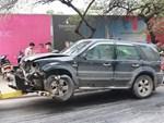 Danh tính tài xế lái xe điên gây tai nạn trên phố Ngọc Khánh khiến cụ bà tử vong-3