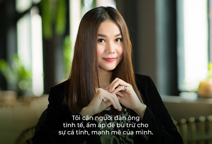 Thanh Hằng: Tôi từng từ chối kết hôn vì chưa đúng người, đúng lúc-9