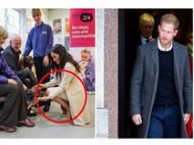 """Harry bị """"gọi tên"""" sau tin đồn mang thai giả của vợ, Meghan được người hâm mộ lên tiếng bảo vệ nhờ chi tiết này"""