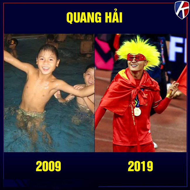 Trước trận gặp Jordan, nhìn lại 10 năm của các cầu thủ Việt Nam-11