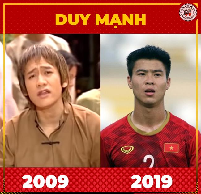 Trước trận gặp Jordan, nhìn lại 10 năm của các cầu thủ Việt Nam-12