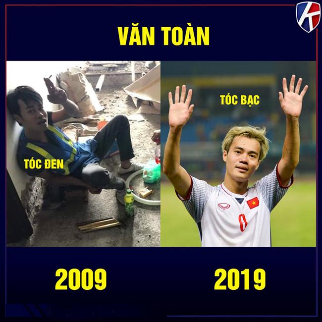Trước trận gặp Jordan, nhìn lại 10 năm của các cầu thủ Việt Nam-13