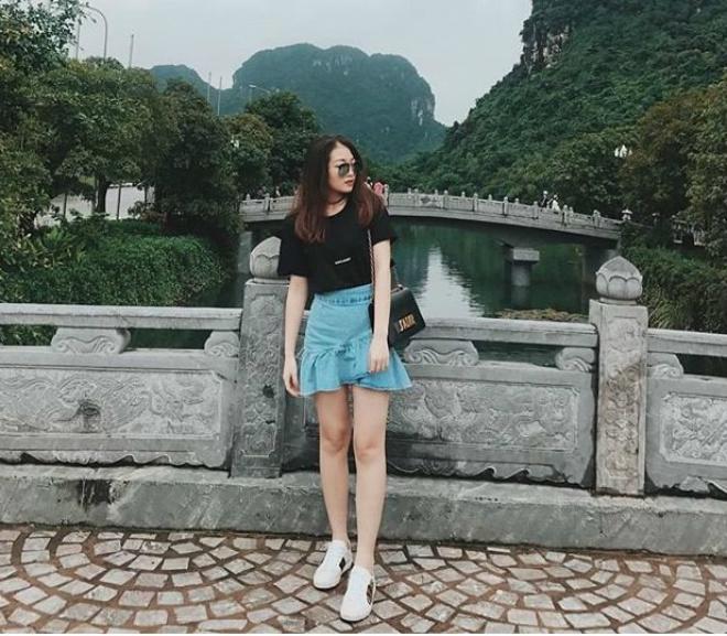 Nhan sắc ngoài đời cực nóng bỏng của cô dâu được bố tặng 200 cây vàng hot nhất Nam Định-9
