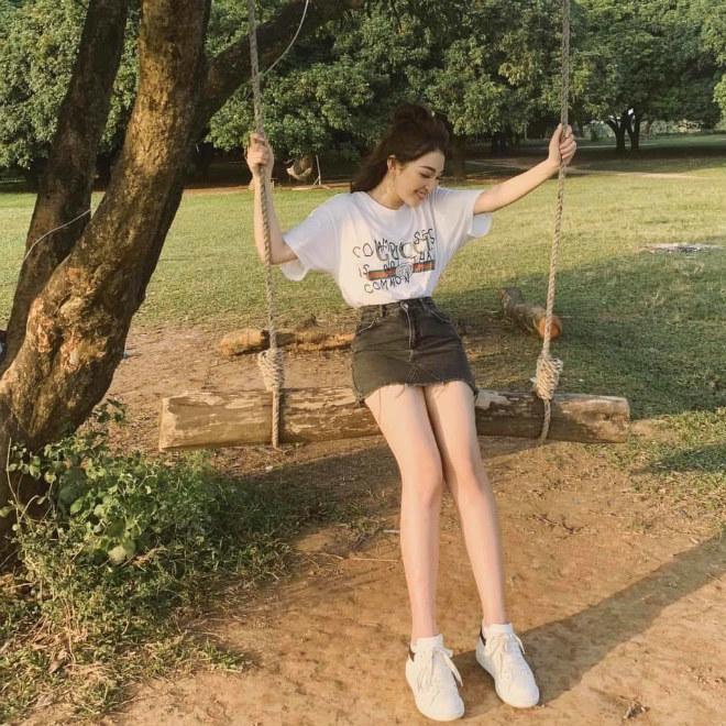 Nhan sắc ngoài đời cực nóng bỏng của cô dâu được bố tặng 200 cây vàng hot nhất Nam Định-4