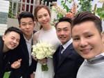 Ảnh cưới cực độc của Cường Đô La và Đàm Thu Trang-4