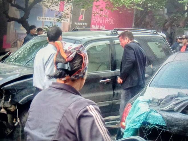 Danh tính tài xế lái xe điên gây tai nạn trên phố Ngọc Khánh khiến cụ bà tử vong-2