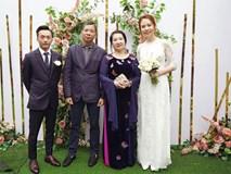 Cường Đô la đã nói điều này với bố mẹ trong lễ ăn hỏi cùng Đàm Thu Trang