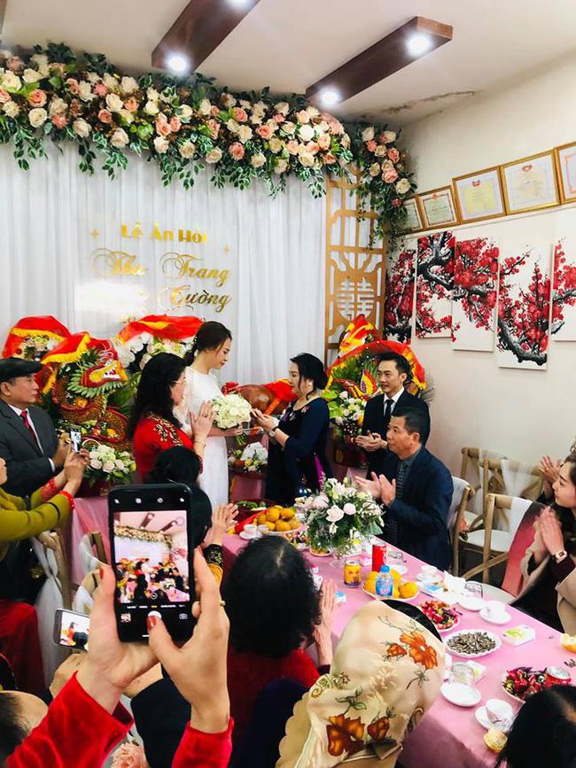 Cường Đô la đã nói điều này với bố mẹ trong lễ ăn hỏi cùng Đàm Thu Trang-2