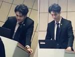 Giáo viên tâm lý phong cách như trai Hàn được bọn học trò lắm chiêu rần rần xin link-11