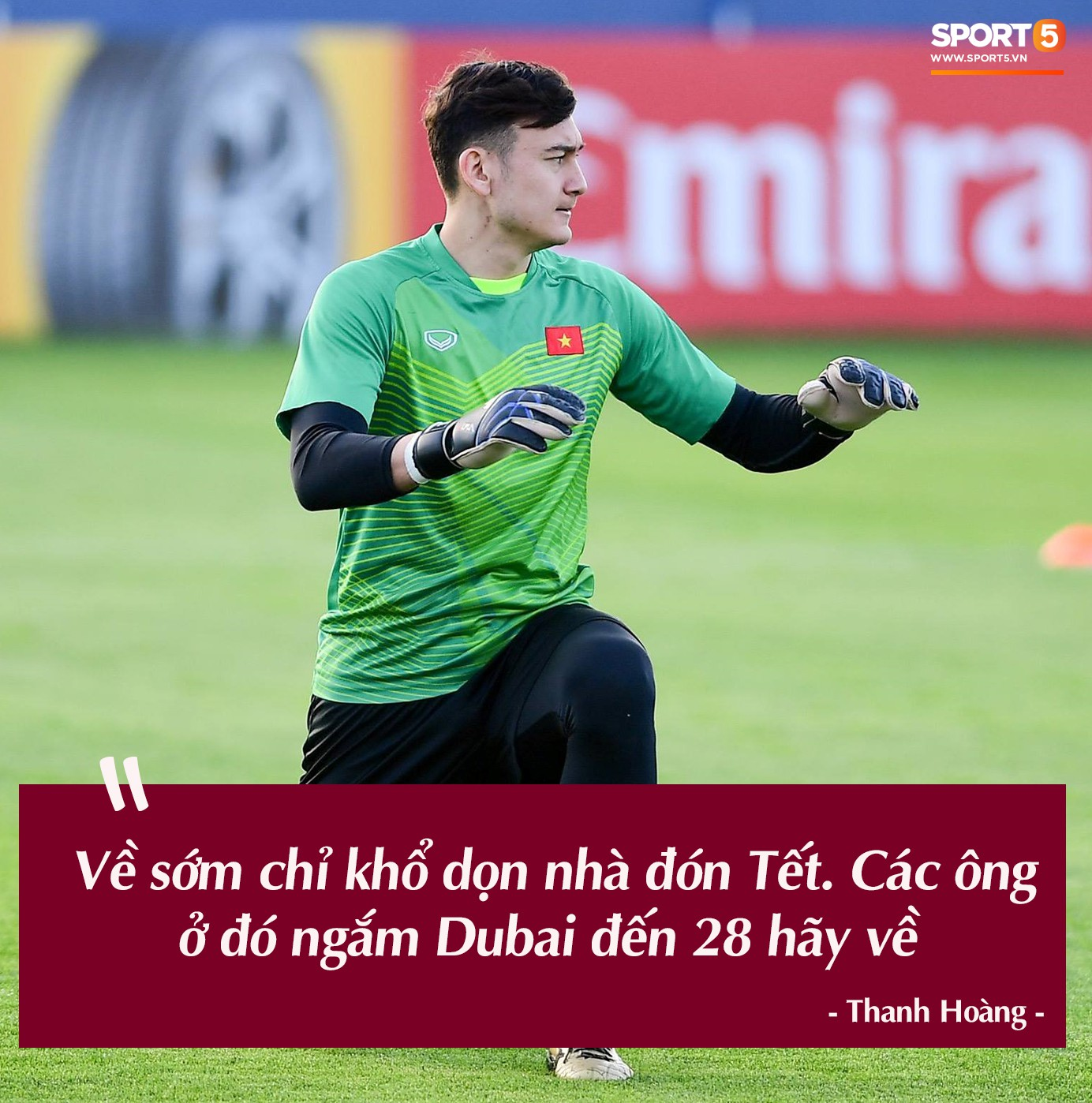 Trước vòng đấu loại trực tiếp Asian Cup 2019, Đặng Văn Lâm tuyên bố: Anh sẽ về, nhưng không phải hôm nay-6