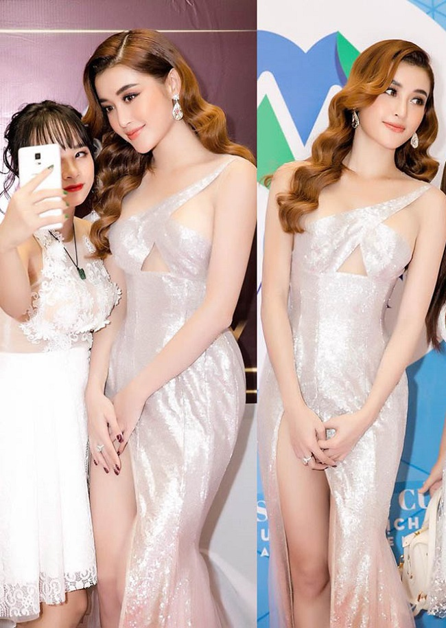 Váy áo rộng cổ, xẻ cao khiến Chi Pu, Mai Phương Thúy... bối rối-12