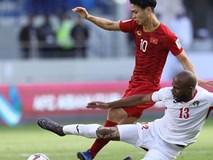Việt Nam 1-1 Jordan: Công Phượng gỡ hòa