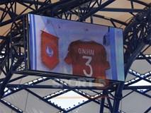 Chủ nhà UAE mở nhạc Việt trong thời gian tuyển Việt Nam khởi động trước trận gặp Jordan