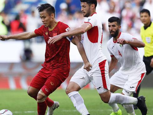 Trực tiếp Việt Nam 1-1 Jordan: Xuân Trường vào sân thay Phan Văn Đức