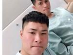 Đình Trọng được Đại sứ Việt Nam tại Hàn Quốc thăm hỏi sau ca phẫu thuật-2