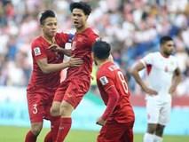 Tinh thần thi đấu tuyệt vời của ĐT Việt Nam khiến dân mạng phấn khích: