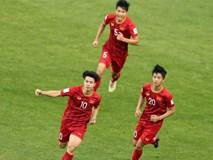 Sau chiến thắng nghẹt thở để giành vé vào tứ kết, CĐV khắp châu Á gửi chúc mừng nồng nhiệt đến đội tuyển Việt Nam