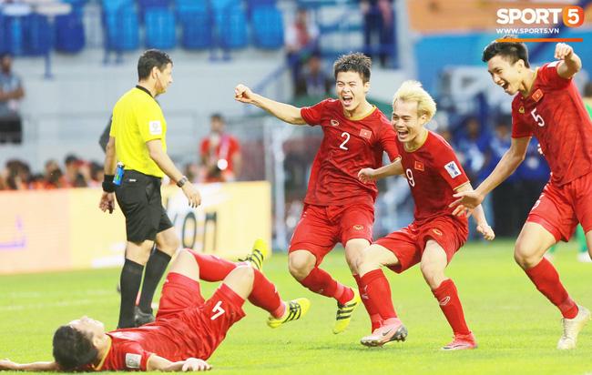 Sau chiến thắng nghẹt thở để giành vé vào tứ kết, CĐV khắp châu Á gửi chúc mừng nồng nhiệt đến đội tuyển Việt Nam-2