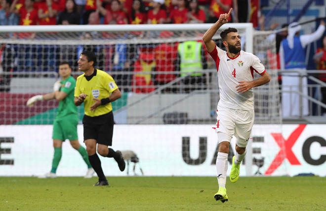 Cầu thủ Jordan: Áp lực trước Việt Nam khiến chúng tôi mất tự tin-1