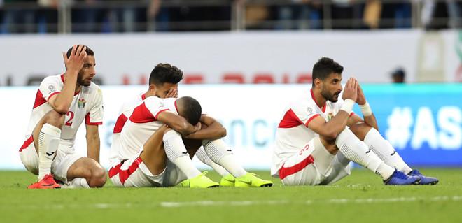 Cầu thủ Jordan: Áp lực trước Việt Nam khiến chúng tôi mất tự tin-2