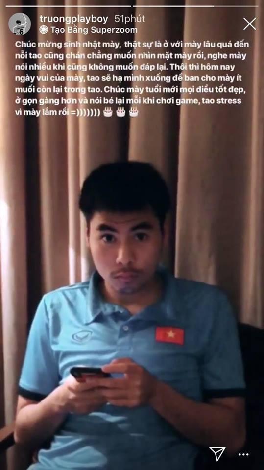 Ngồi ghế dự bị, khóc ngay trên sân bóng nhưng Đức Huy thực sự là cầu thủ may mắn nhất tuyển Việt Nam tối qua-6