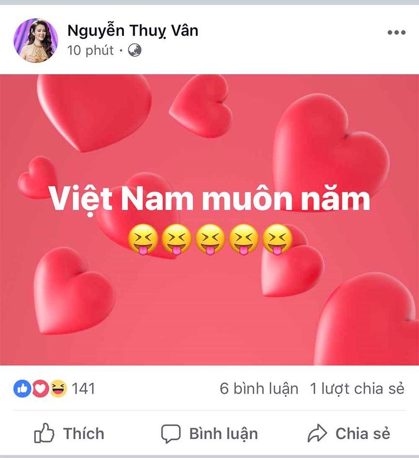 Dàn Hoa hậu, Á hậu đau tim, vỡ oà khi Việt Nam thắng Jordan-2