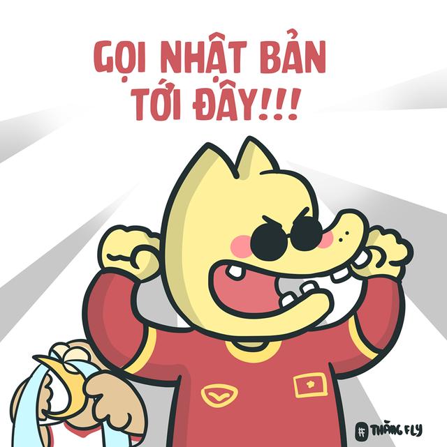 Dân mạng chế ảnh hài hước sau chiến thắng nghẹt thở của tuyển Việt Nam-16