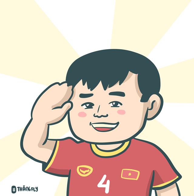 Dân mạng chế ảnh hài hước sau chiến thắng nghẹt thở của tuyển Việt Nam-18