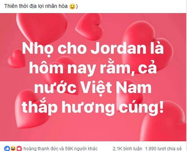 Dân mạng chế ảnh hài hước sau chiến thắng nghẹt thở của tuyển Việt Nam-10